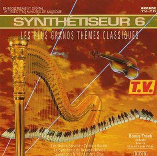 Synthetiseur 6 - Les Plus Grand Themes Classiques