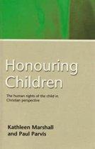 Omslag Honouring Children
