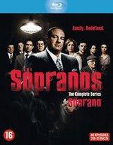 The Sopranos - Seizoen 1 t/m 6 (The Complete Series) (Blu-ray)