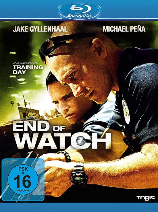 Ayer, D: End of Watch