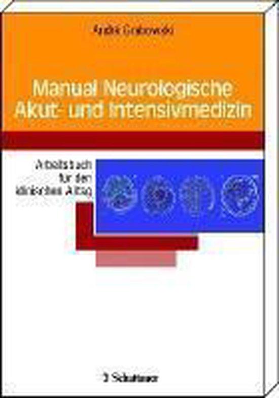 Neurologische Akut- und Intensivmedizin