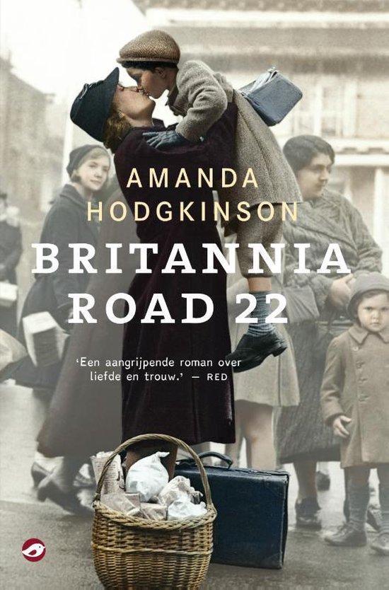 Britannia Road 22 - Amanda Hodgkinson |