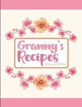 Granny's Recipes Dogwood Edition