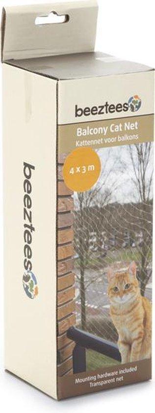 Beeztees Kattennet Voor Balkon