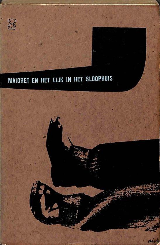 Maigret en het lijk in het sloophuis - Simenon |