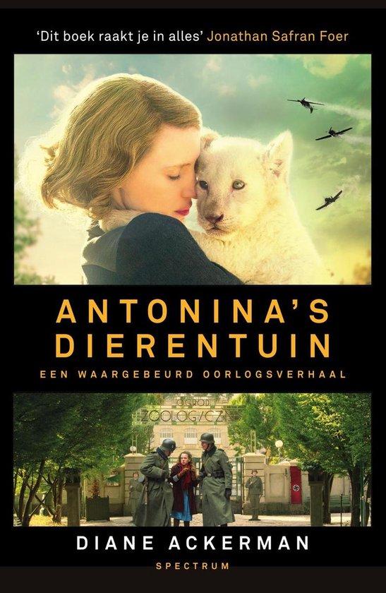 Antonina's dierentuin - Diane Ackerman pdf epub