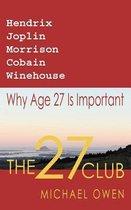 Boek cover The 27 Club van Professor Michael Owen