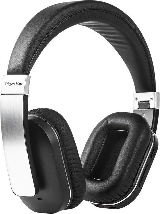 Krüger&Matz KM0650S - On-ear Bluetooth Noise Cancelling koptelefoon