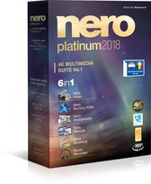 Nero Platinum 2018 - Windows