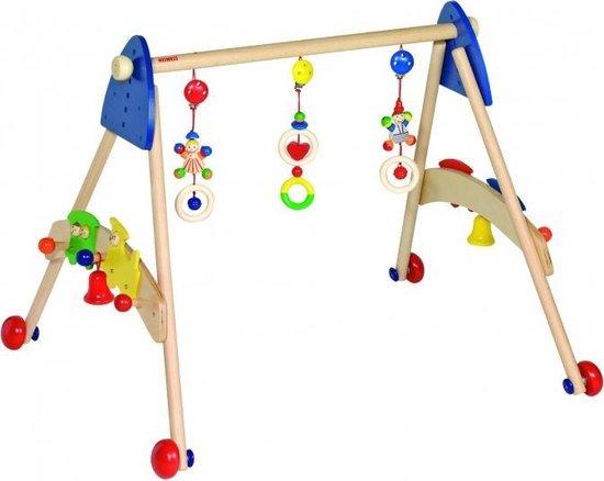 Heimess Baby Gym: TREIN 63x53x55cm, in doos origineel baby 1 jaar cadeau