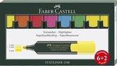 Markeerstiften Faber Castell 48 8-delig etui