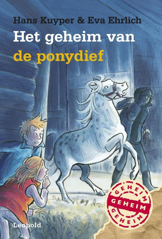 Geheim van de ponydief - Hans Kuyper pdf epub