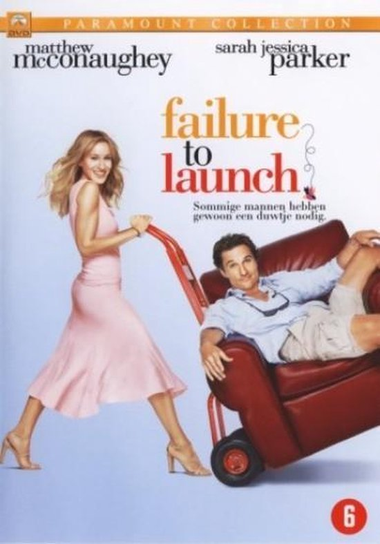 Cover van de film 'Failure To Launch'