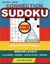 Connection sudoku. 400 collection puzzle.