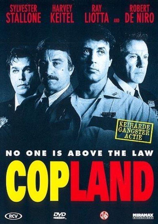 Cover van de film 'Cop Land'