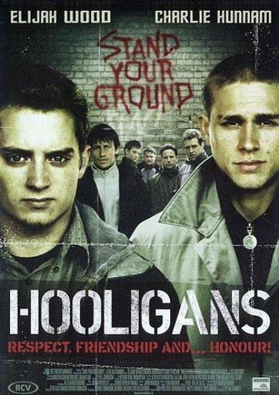 Cover van de film 'Hooligans'