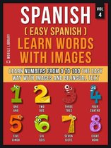 Spanish ( Easy Spanish ) Learn Words With Images (Vol 4)