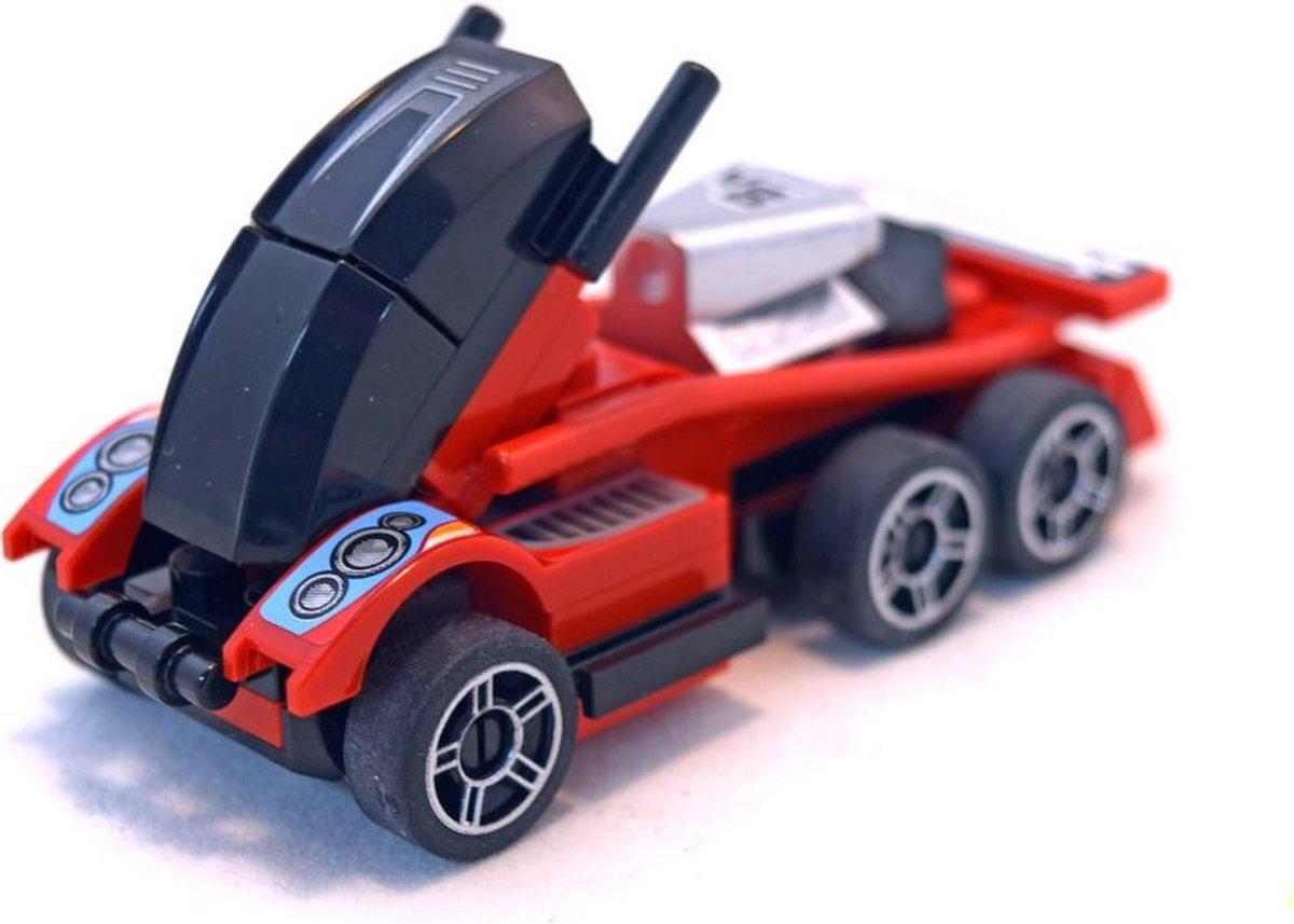 Lego Racers F6 Truck 8656