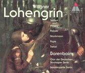 Wagner: Lohengrin / Barenboim, Seiffert, Magee, et al