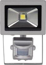 XQLITE ENERGIEZUINIGE LED STRALER 10W MET DETECTOR XQ1162