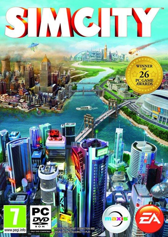SimCity Standard Edition – Windows + MAC