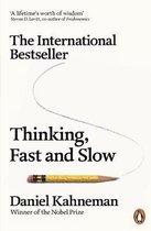 Boekomslag van 'Thinking, Fast and Slow'