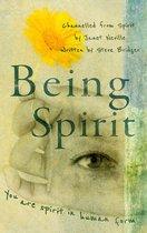 Omslag Being Spirit