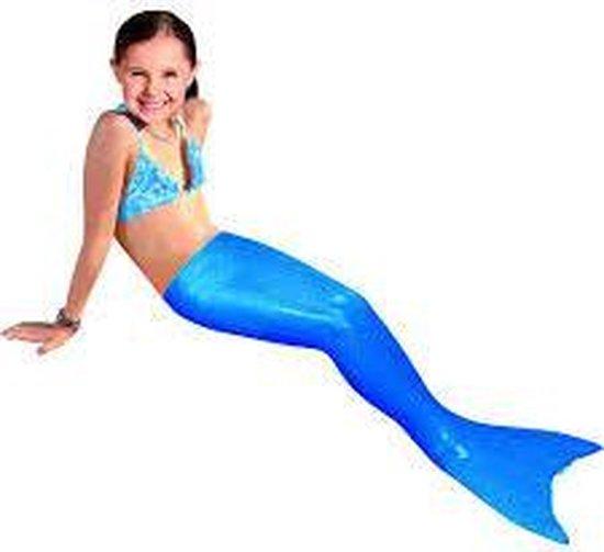 Zeemeermin staart Blauw