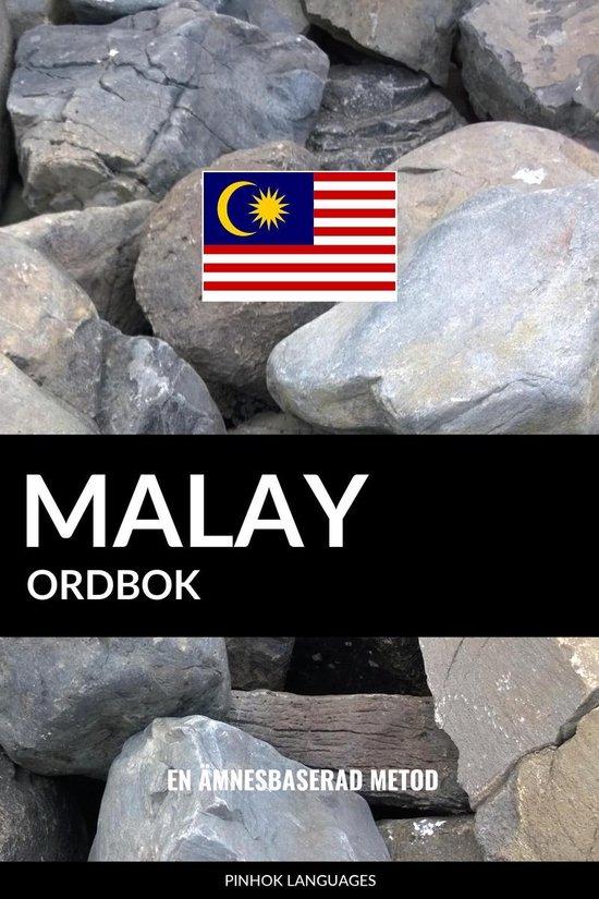 Malay ordbok: En ämnesbaserad metod