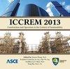 ICCREM 2013