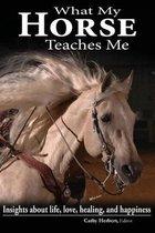 What My Horse Teaches Me