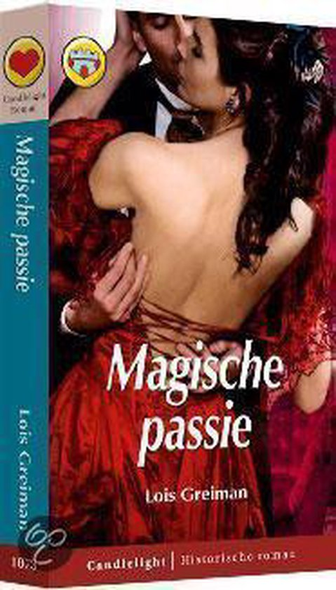 Historische Romans - Magische passie - Lois Greiman - Lois Greiman |