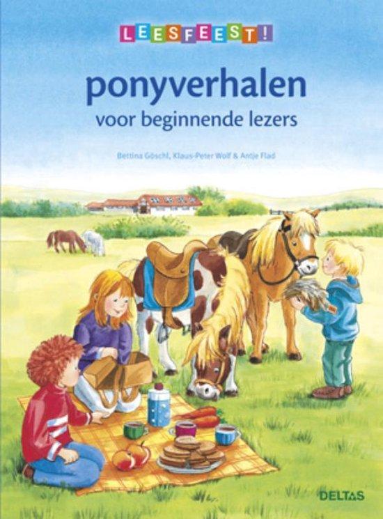 Ponyverhalen voor beginnende lezers - Bettina Göschl |