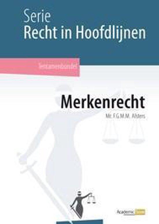 Merkenrecht