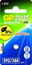 GP Batteries Silver Oxide Cell 392 Single-use battery SR41 Zilver-oxide (S) 1,55 V