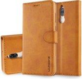 Huawei Mate 10 Lite Luxe Book Case - Bruin