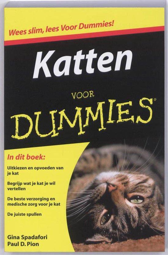 Katten Voor Dummies - G. Spadafori  