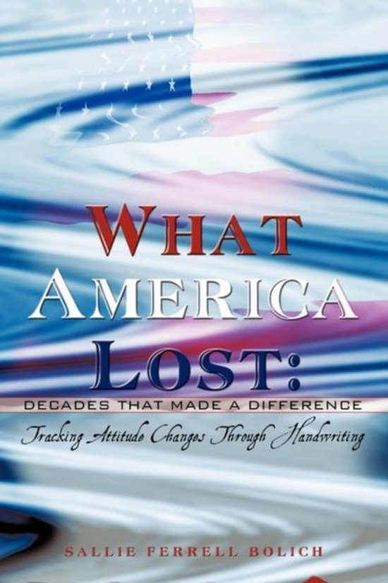 What America Lost