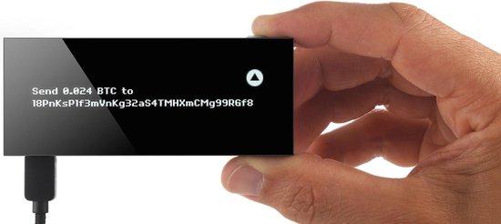 KeepKey - Hardware wallet voor Bitcoin en Cryptocurrency