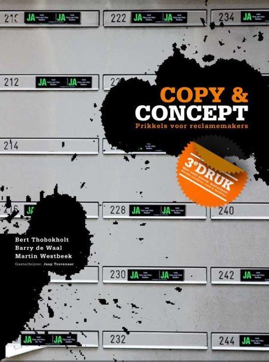 Copy & concept - Bert Thobokholt  