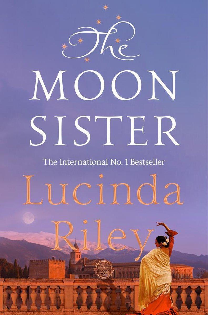The Moon Sister - Lucinda Riley
