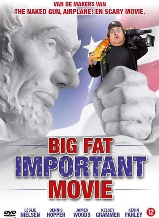 Cover van de film 'Big Fat Important Movie'