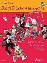 Die fröhliche Klarinette Band 01 mit CD