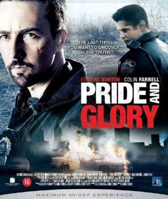 Cover van de film 'Pride and Glory'