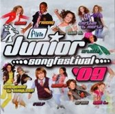 CD cover van Various Artists - Junior Song Festival 2009 van Various
