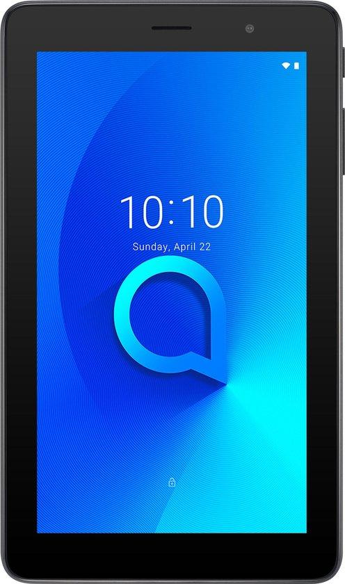 Alcatel 1T7 - 7 inch - WiFi - 8GB - Zwart