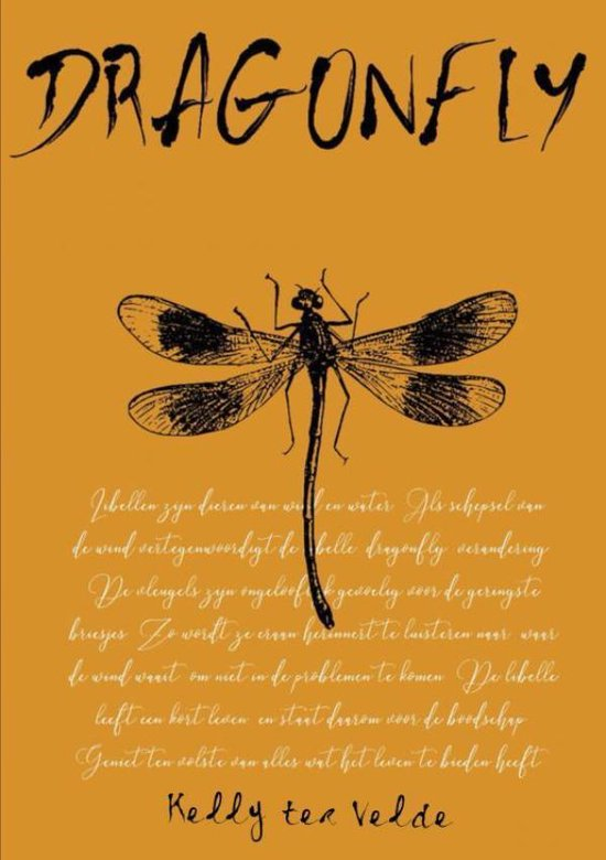Dragonfly - Kelly ter Velde  