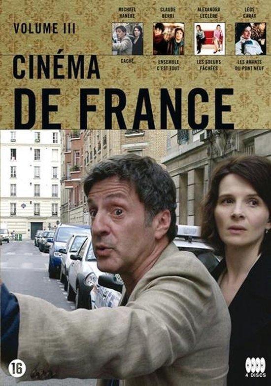 Cover van de film 'Cinema De France 3'