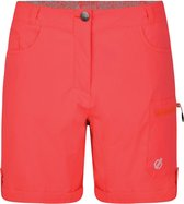 Dare 2b - Women's Melodic II Multi Pocket Walking Shorts - Outdoorbroek - Vrouwen - Maat 34 - Oranje