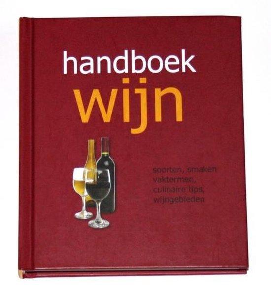Handboek Wijn - Onbekend  